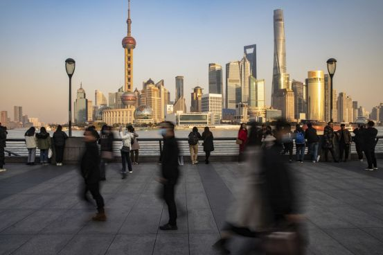 China sees reducing inequality to boost the economy