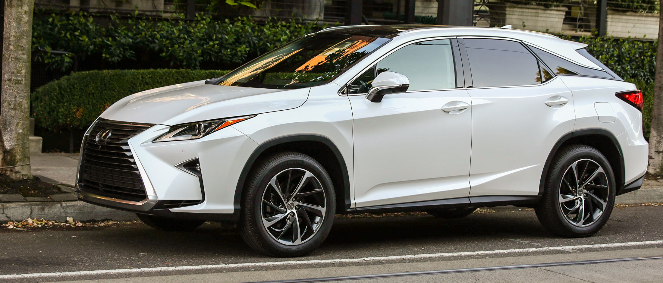 2016 Lexus RX 350 F Sport Review The Ur Crossover Overworked