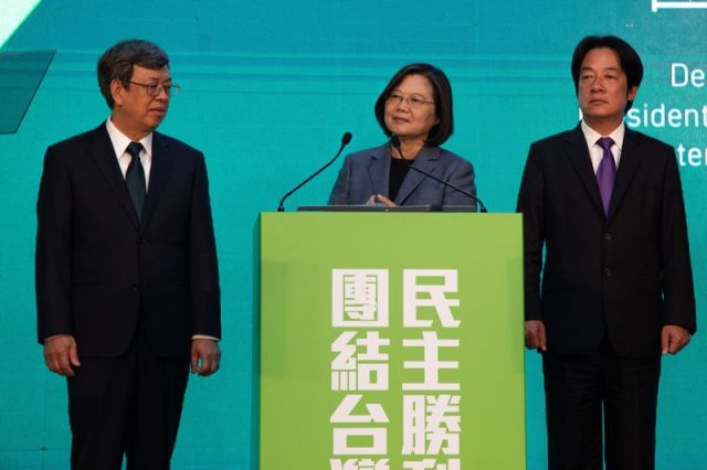 Taiwan Heads to Polls In Presidential And Legislative Election