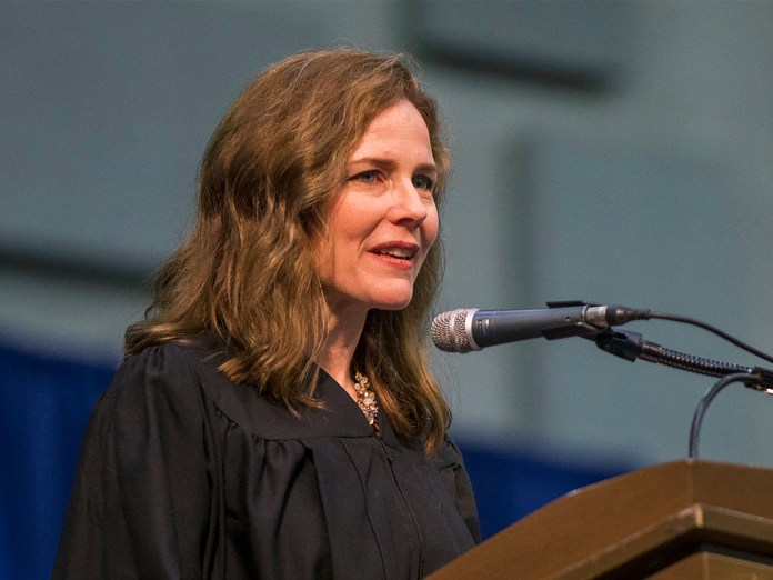 Amy Coney Barrett Deserves to Be on the Supreme Court - Bloomberg