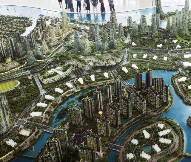 The 100 Billion City Next To Singapore Has A Big China Problem