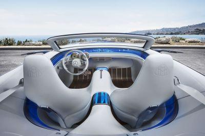 Mercedes-Maybach 6 cabriolet concept