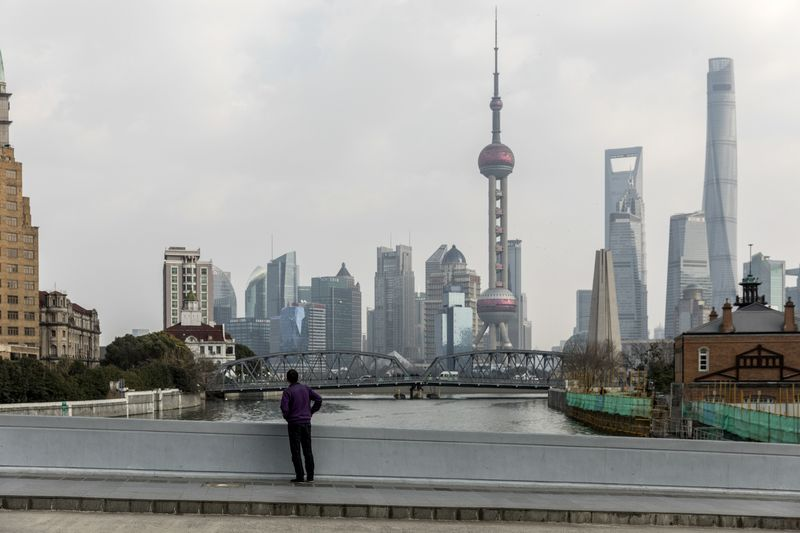 Views of Shanghai as Virus Cases Soar