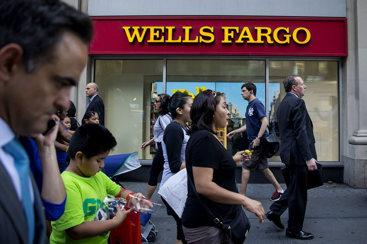 Wells Fargo Is Back On Washington Hot Seat After Latest