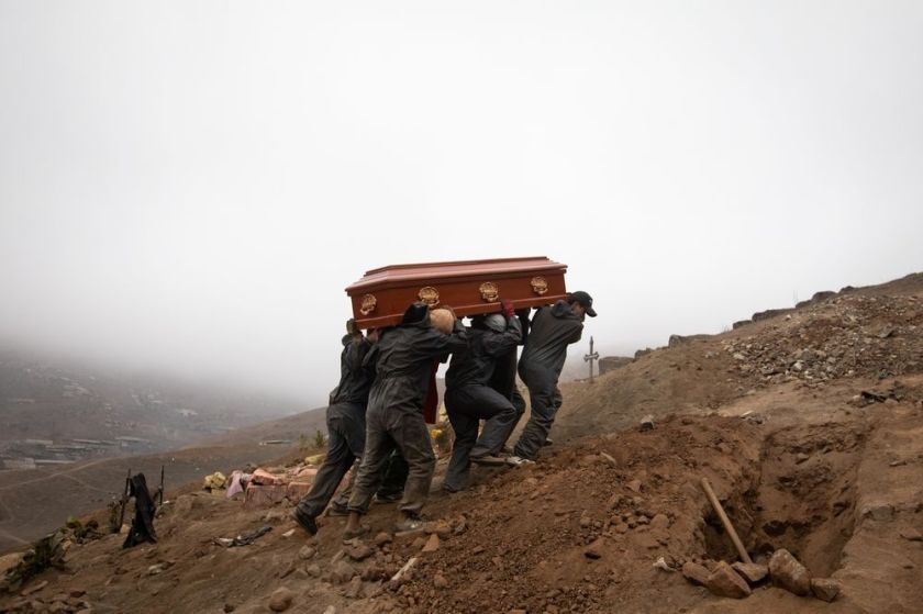 Peru Now World's Deadliest Covid Hot Spot: Latam Virus Wrap - Bloomberg