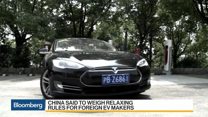 inside china's push for electric cars - bloomberg