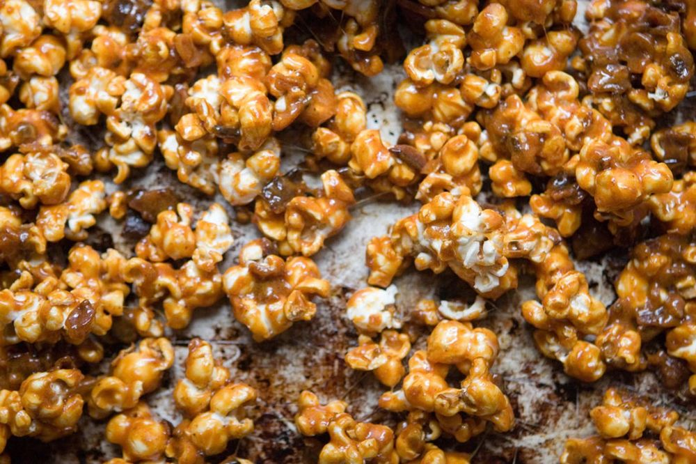 Bacon and Beer Caramel Corn Is an Epic Movie Night Upgrade