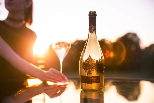 Champagne Armand de Brignac Winery Experiential & Global Launch of Blanc de Noirs Assemblage Two