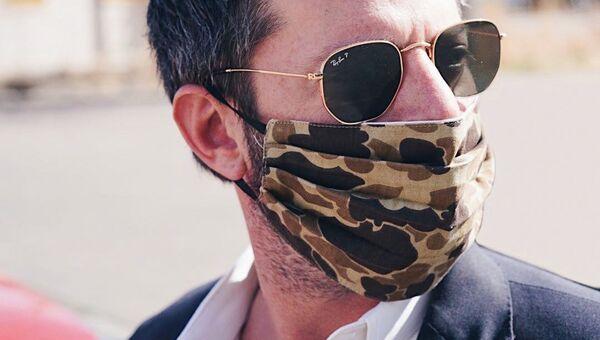relates to As Masks Go Mainstream, Fashion Designers Sense an Opportunity