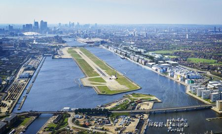 Royal Albert Docks project