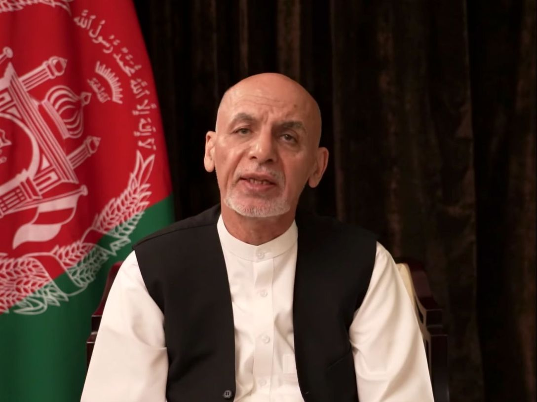 relates to How Afghanistan's Ghani Went From President to Villain in Hiding
