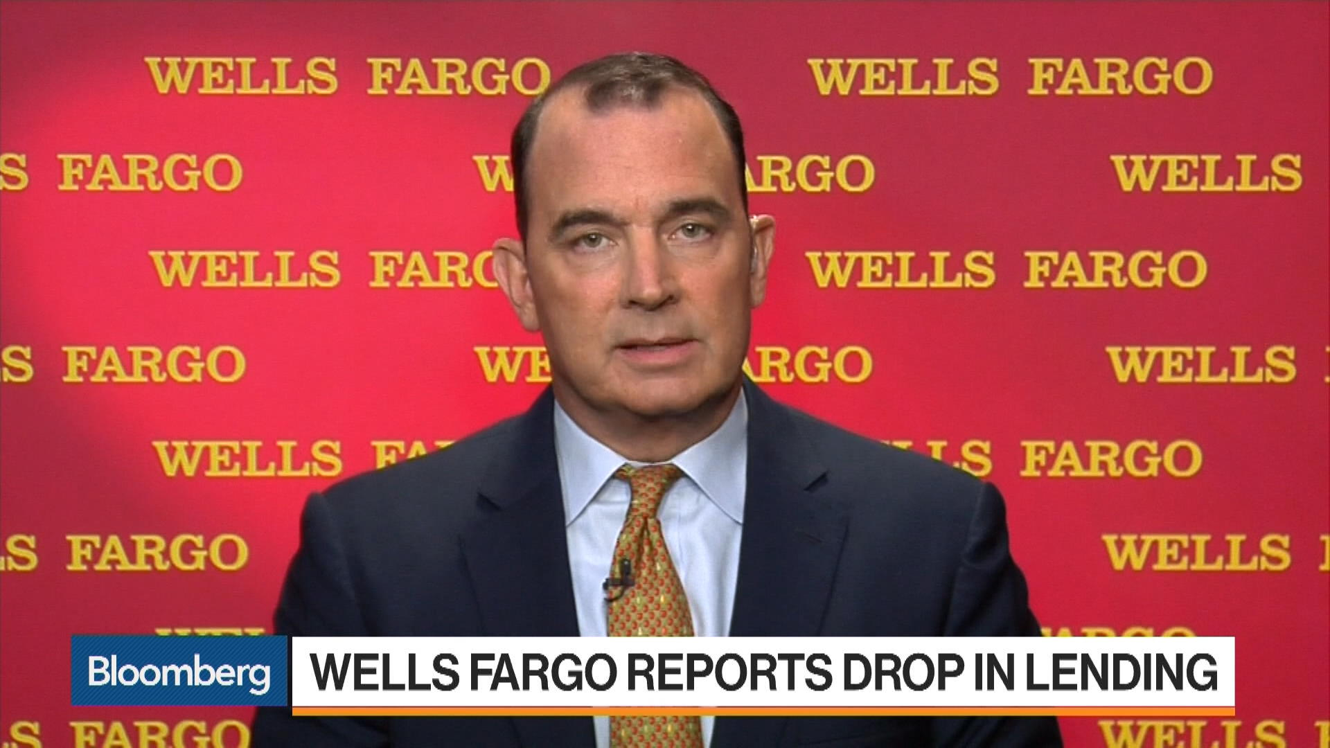 Wells Fargo Cfo Says Bank Is Consolidating Auto Centers