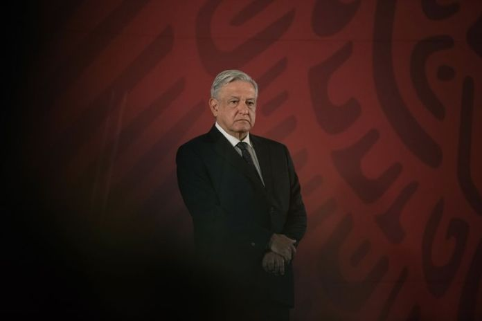 AMLO Holds Press Briefing As Mexico Launches Plan to Curb Migrant Flow