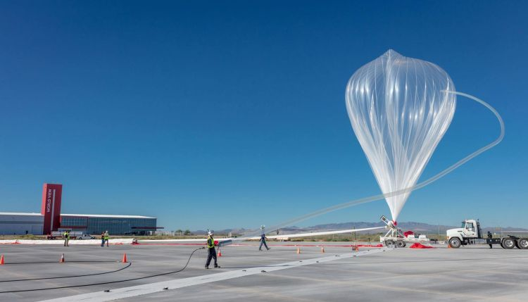 World View conducted its inaugural Stratollite launch in 2017.