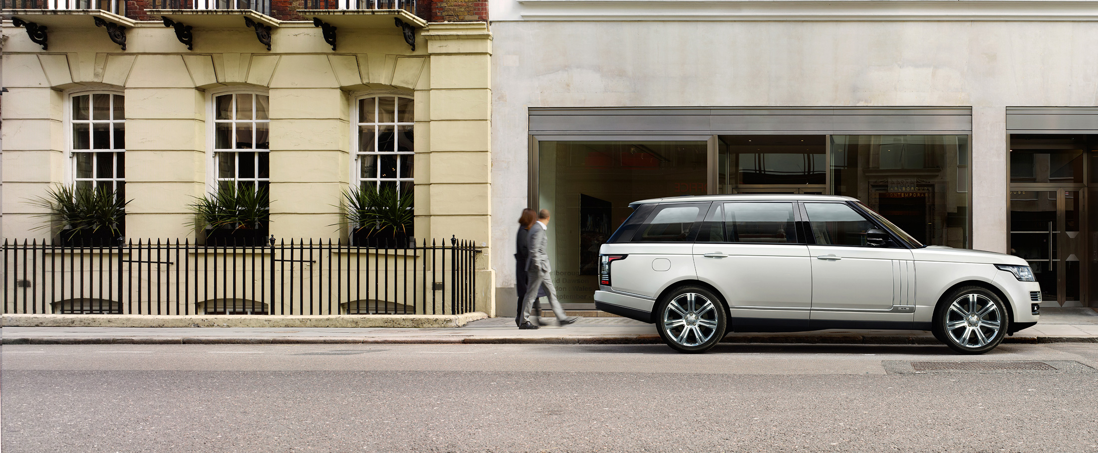 Range Rover Supercharged LWB Review The $121 000 Gentleman s Tank