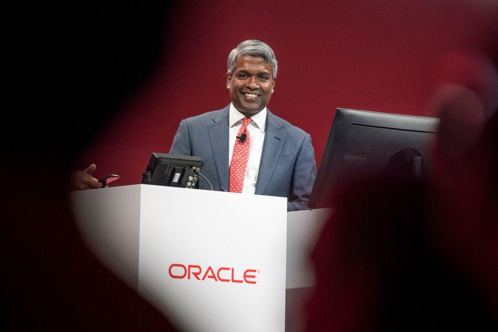 Gã khổng lồ phần mềm Oracle chuẩn bị tung ra sản phẩm blockchain