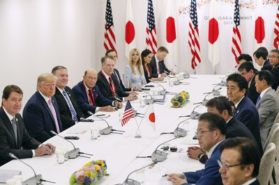 Key World Leaders Attend The G-20 Summit