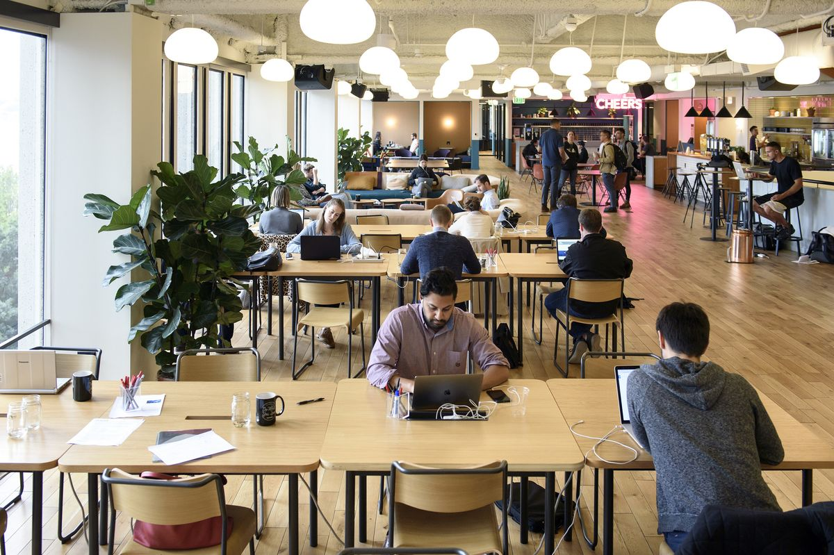 Wework Buys Meetup To Bring People Together Outside Of