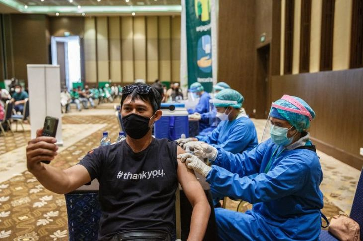 Vaccination Phase 2 Starts in Bali