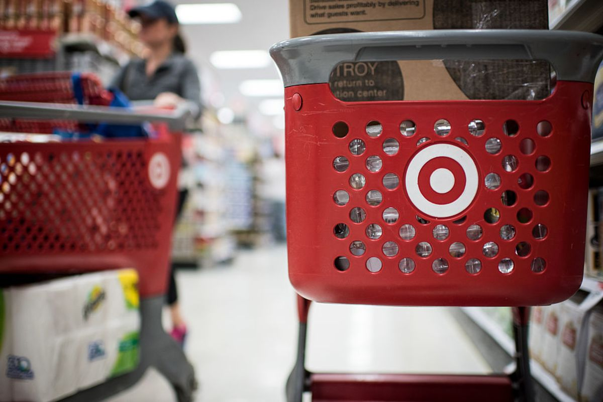 Target Spooks Long-Term Believers