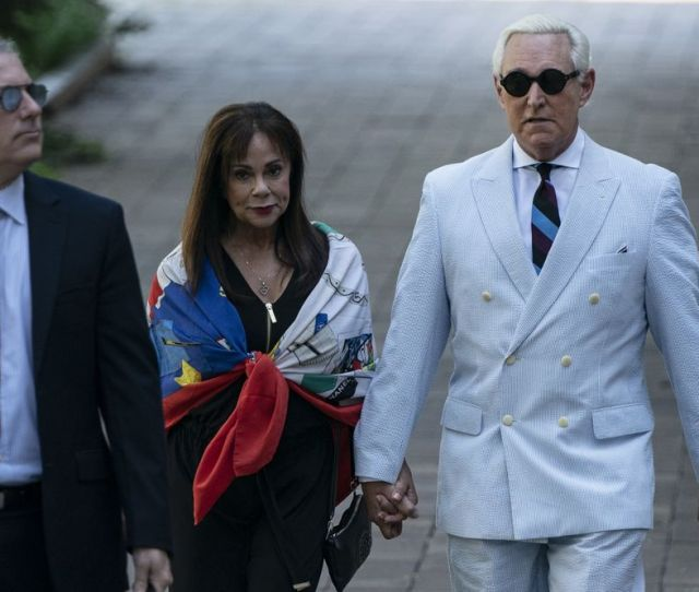 Roger Stone Judge Wont Let Defense Tie Case To Russian Hackers