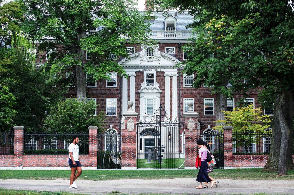 Harvard University,Cambridge, Massachusetts..