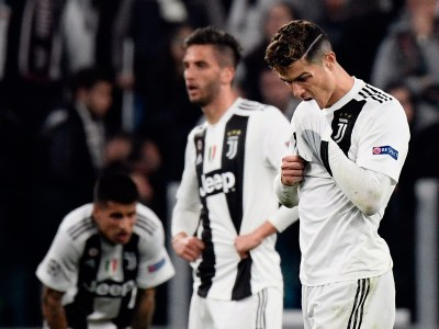 Juventus (JUVE) Sinks On Ajax Loss In Champions League - Bloomberg