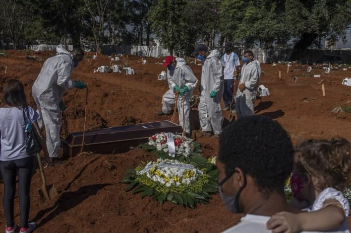 Brazil nears grim milestone of 300,000 coronavirus deaths