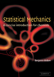 Statistical Mechanics, cover