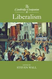 The Cambridge Companion to Liberalism