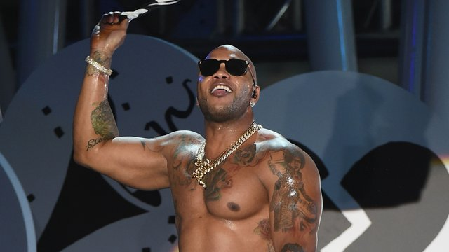 Itll Be Going Down For REAL When Flo Rida Hits The Stage