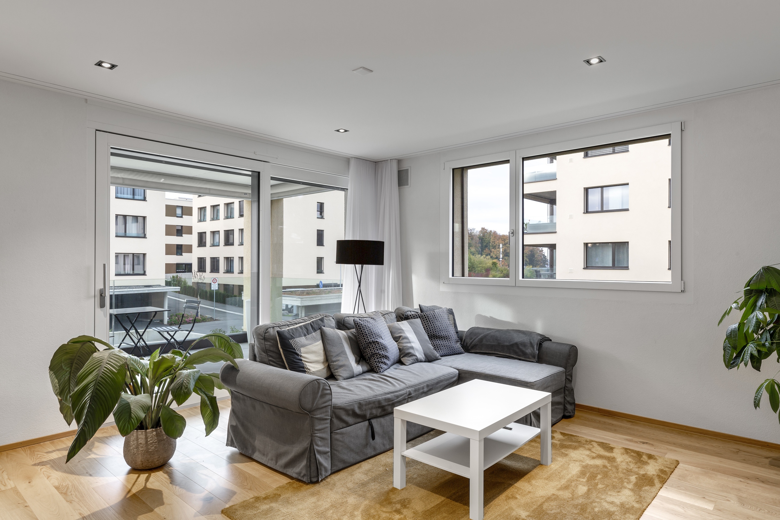 """Beautiful new apartment in the neighbourhood of """"Domaine du Platy"""""""