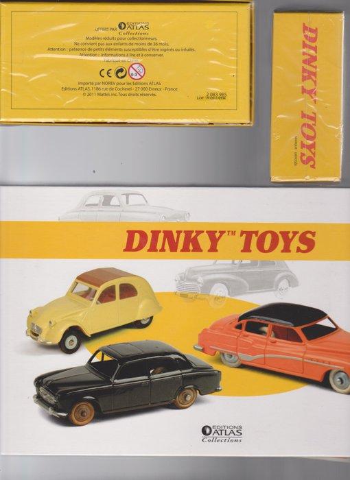 dinky toys atlas 17x poster