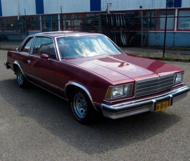 Chevrolet Malibu Classic Coupe