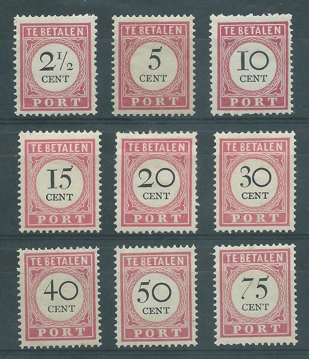 Image result for Dutch Indies  Postage due