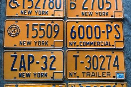 ... new york state car registration Free Professional Resume sticker ...