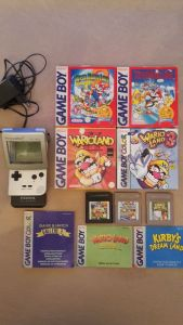 Nintendo gameboy Pocket incl  7 great games  4 CIB    Catawiki Nintendo gameboy Pocket incl  7 great games  4 CIB