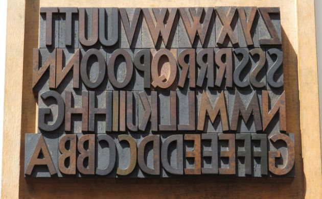Set of antique wooden letters  printing letters  bill letters     Set of antique wooden letters  printing letters  bill letters  complete  with alphabet and
