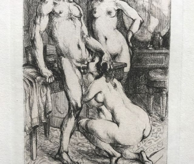 Erotic Scene 1928