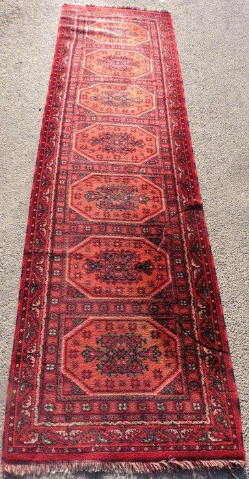 tapis de couloir en laine boukhara 0