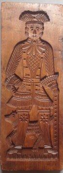 Grote antieke speculaasplank - Catawiki