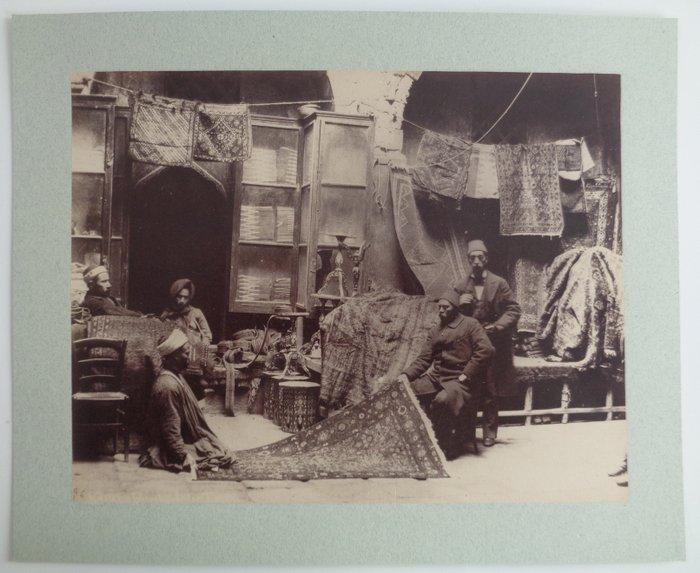 pascal sebah 1823 1886 marchands de