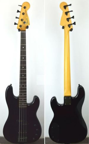 FENDER Jazz Bass Special Black 1988 Japan Import  Catawiki