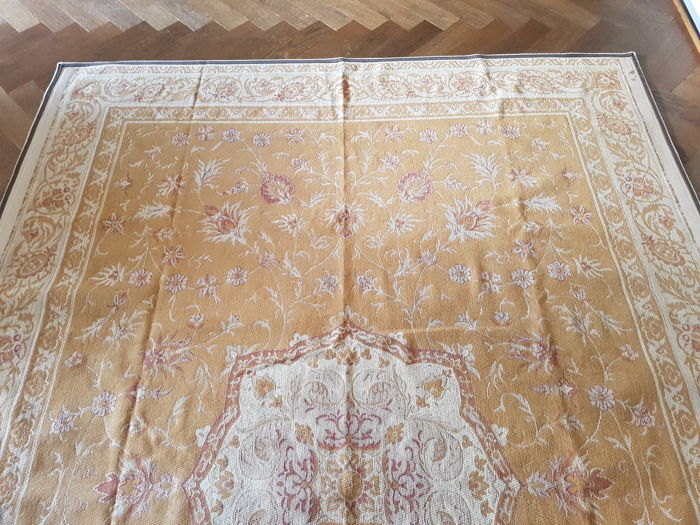 large vintage laura ashley carpet
