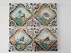 antique tile auction catawiki