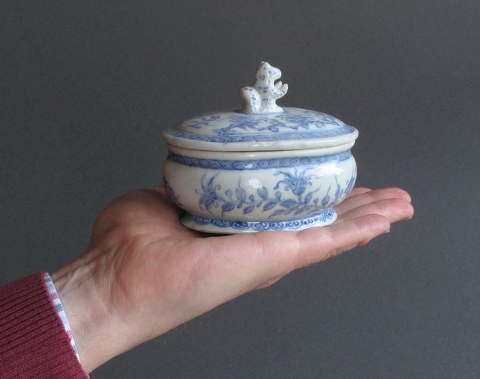 Spice dish - Porcelain - China - Qianlong (1736-1795) - Catawiki