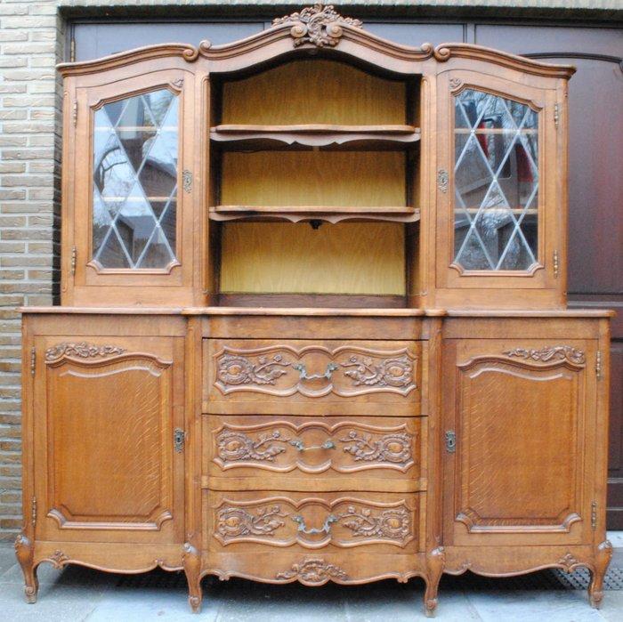 grand meuble ancien de style louis xv