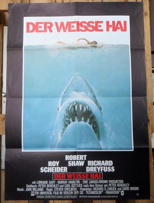 jaws original 75 german poster steven