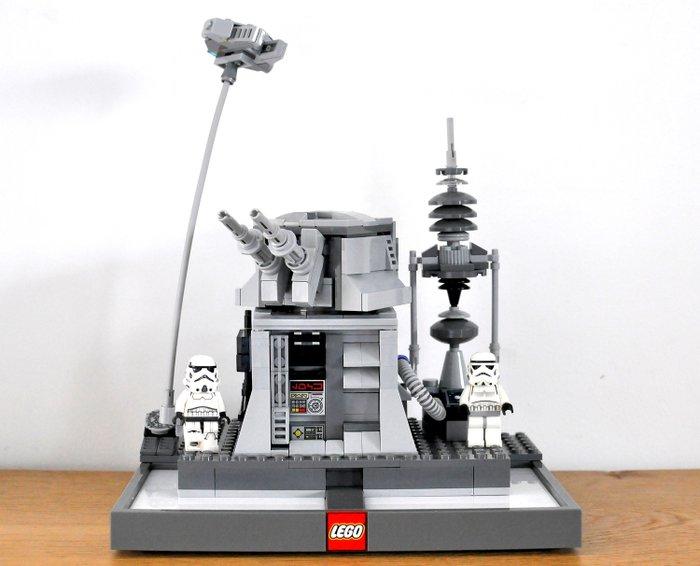 Lego Moc Star Wars Ffg X Wing Death Star Turret