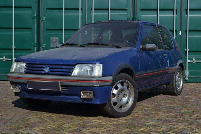 Peugeot 205 Gti 1 9 1992 Catawiki
